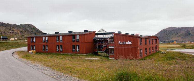 Scandic Nordkapp Hotel