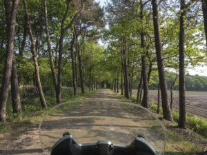 Landgoed Baest Brabant Motorrijden