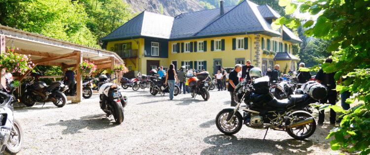 Motorhotel du Col de Bussang