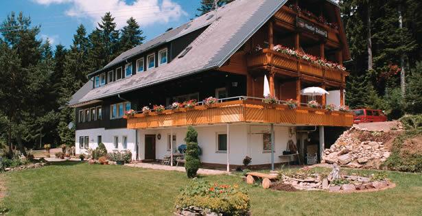 Der Salenhof/Forsthaus im Täle