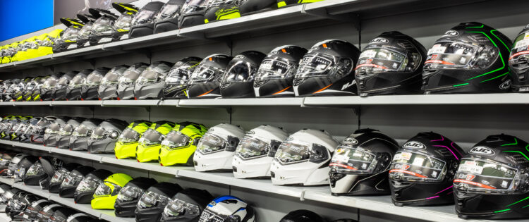 Helm kiezen: ontdek jouw type
