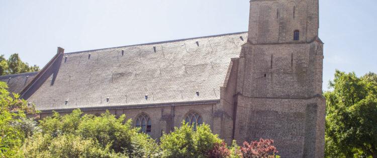 Hervormde kerk Heinenoord