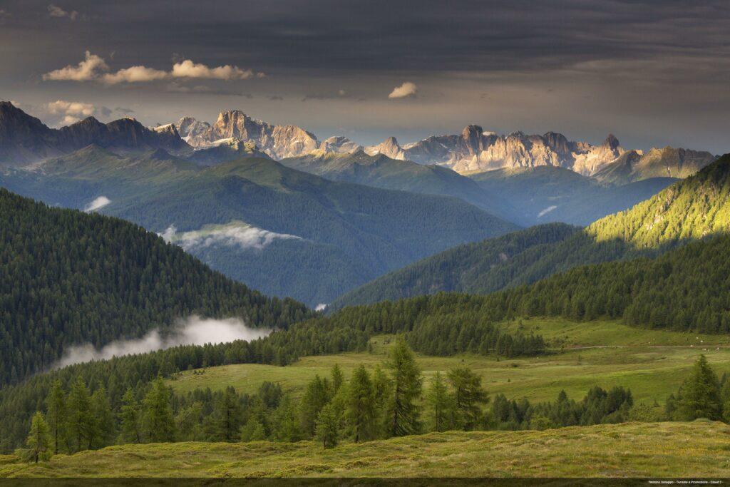 Valsugana - Pieve Tesino - Lagorai Malga - Val Cion
