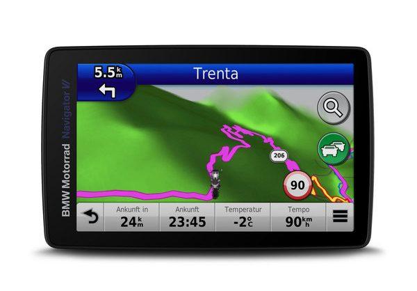 BMW Motorrad Navigato VI
