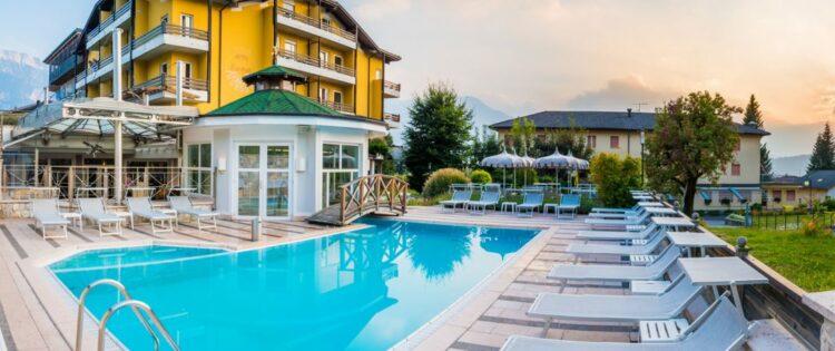 Sport & Wellness Hotel Cristallo in Levico Terme