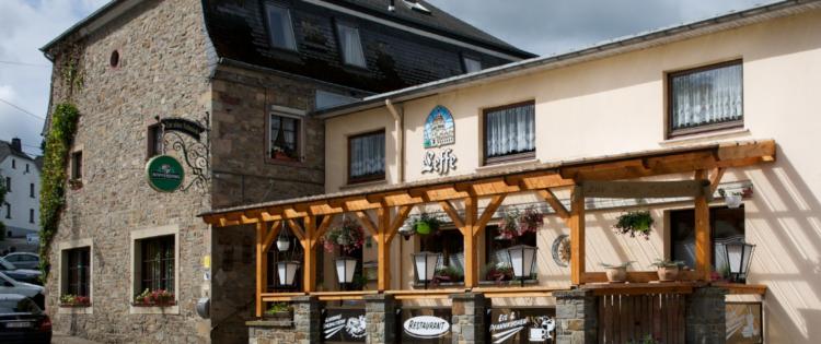 Hotel-Restaurant Zur Alten Schmiede in Schönberg