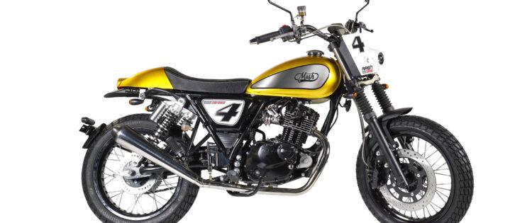A1-Motoren MashDirtTrack125 Motor