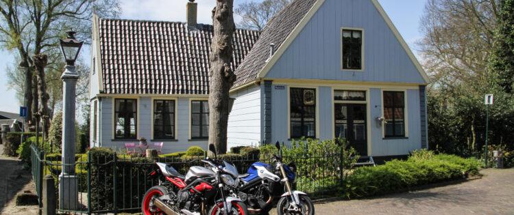 Bezoek het werelderfgoed museumdorpje Broek in Waterland