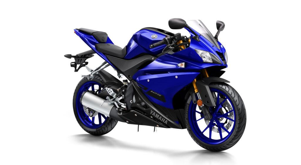 A1-Motoren Yamaha R125