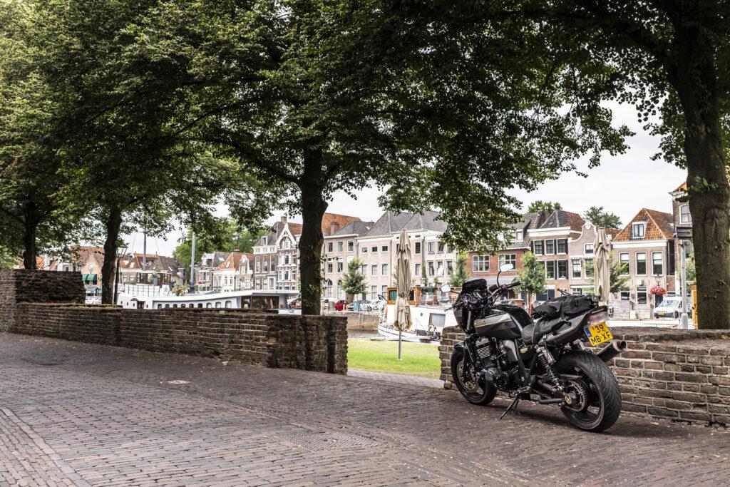Zwolle Hanzestad motorrijden