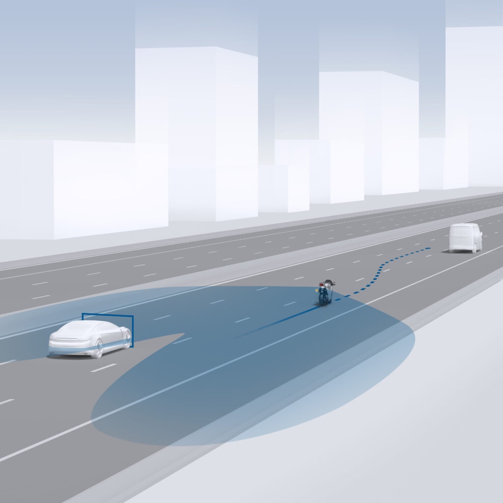 Blind Spot Detection Bosch
