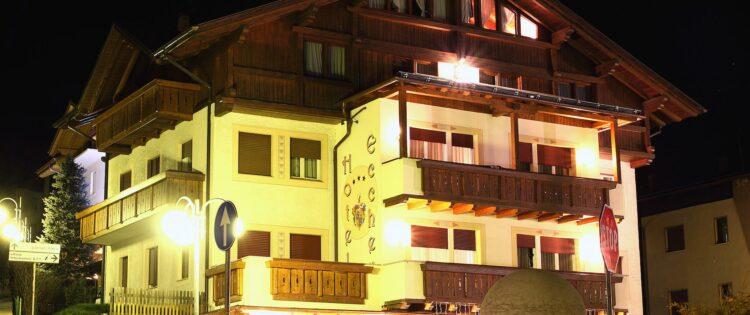 Hotel Eccher in Val di Sole Mezzana