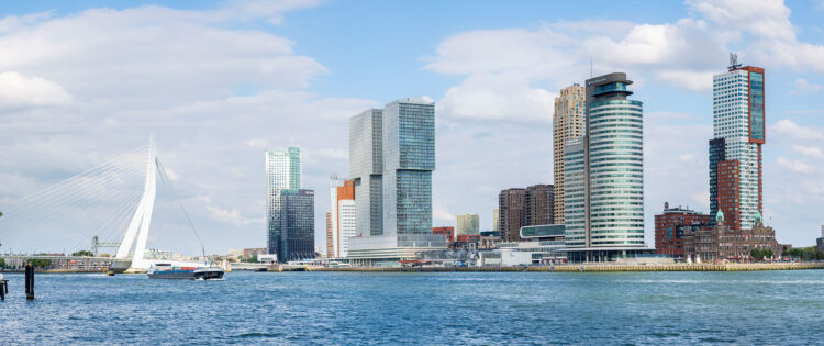 Stadsrondje 'Rotterdam uit'