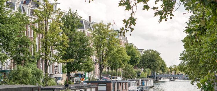 De polders van Amsterdam