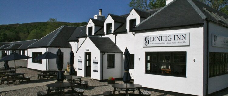 Hotel Glenuig Inn