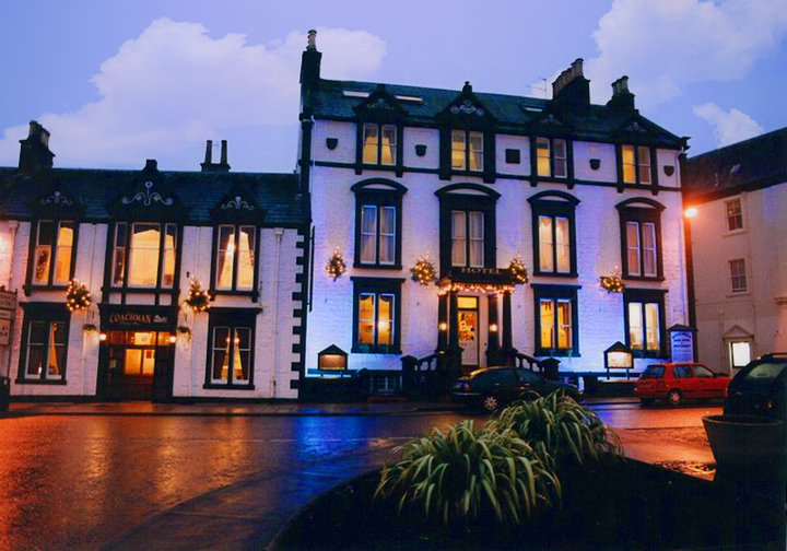 Hotel & restaurant the Buccleuch