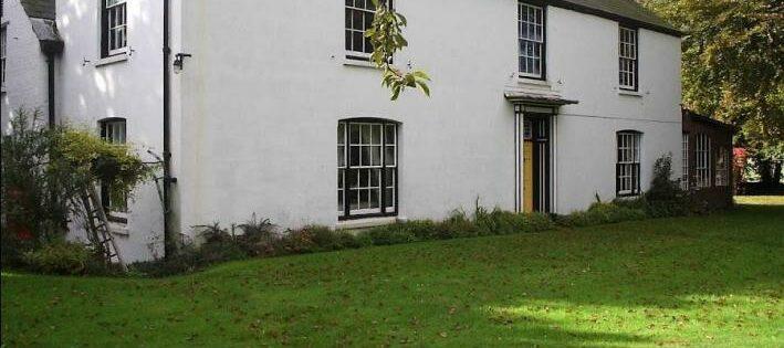 Crockshard Farm House