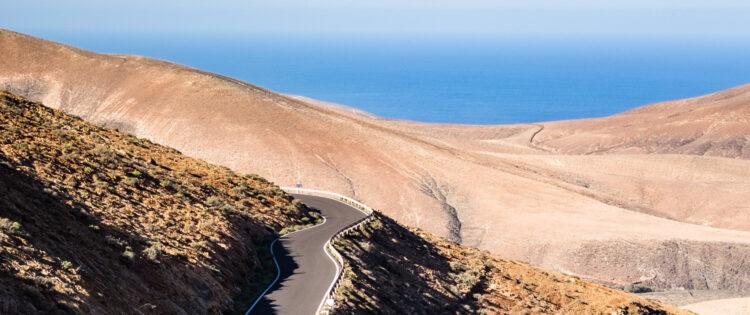 Motorverhuur – Fuerteventura