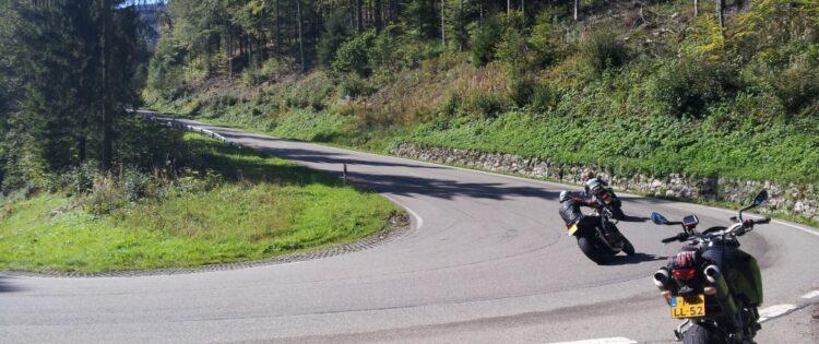 Motorreis Zwarte Woud