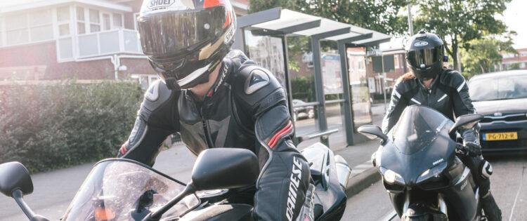 motorrijden met wamte