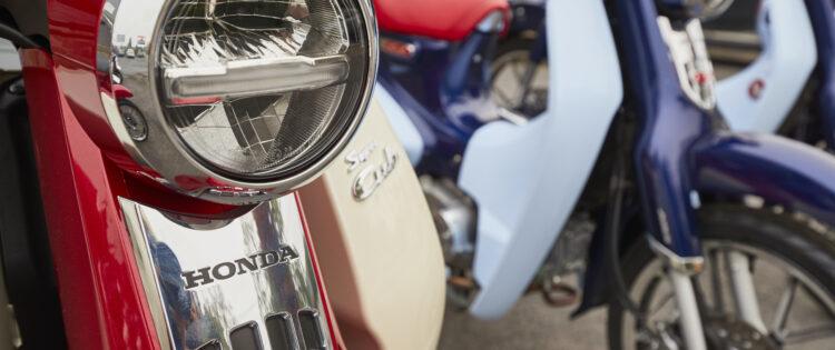 Honda Cub 125cc