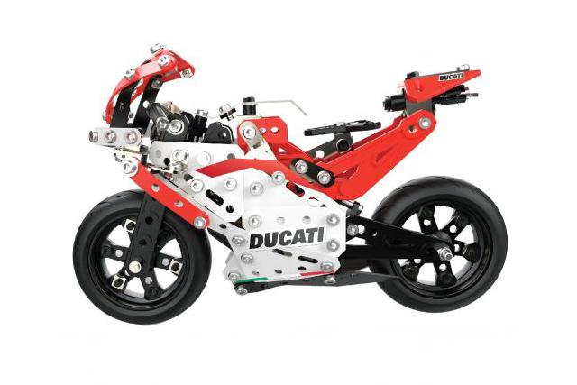 Meccano Ducati MotoGp
