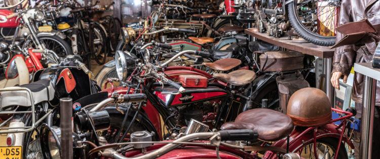 Museum De oude tweewieler